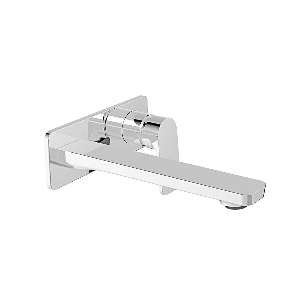 BARiL Single lever wall-mounted lavatory faucet, drain not included