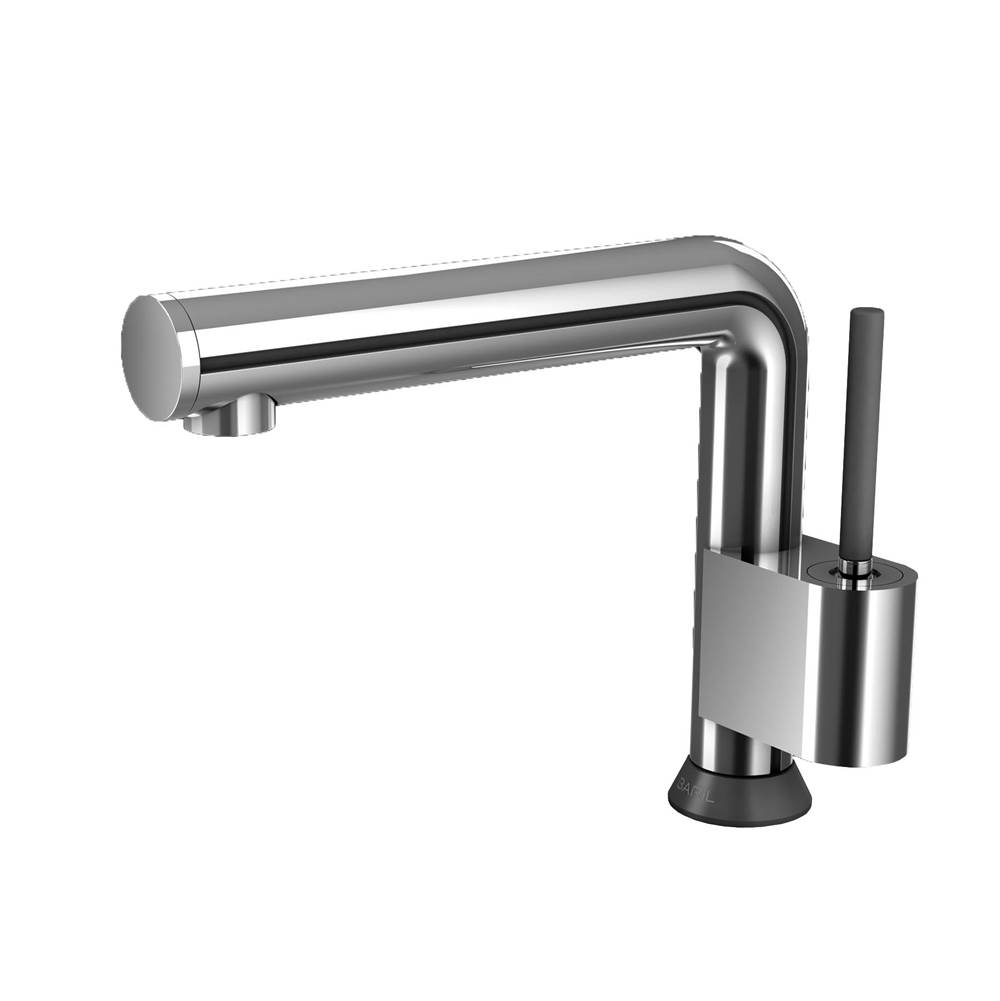 BARiL Single Hole Lavatory Faucet, Drain Included
