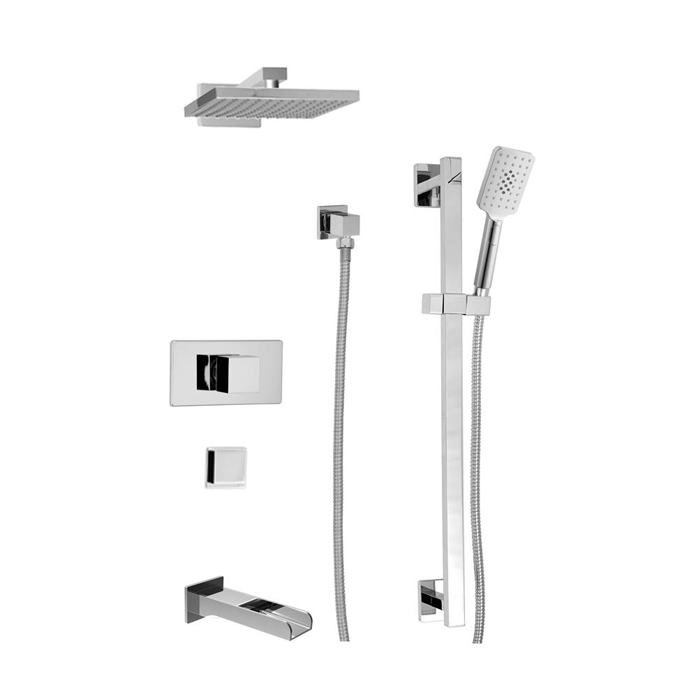 BARiL Trim Only For Thermostatic Shower Kit
