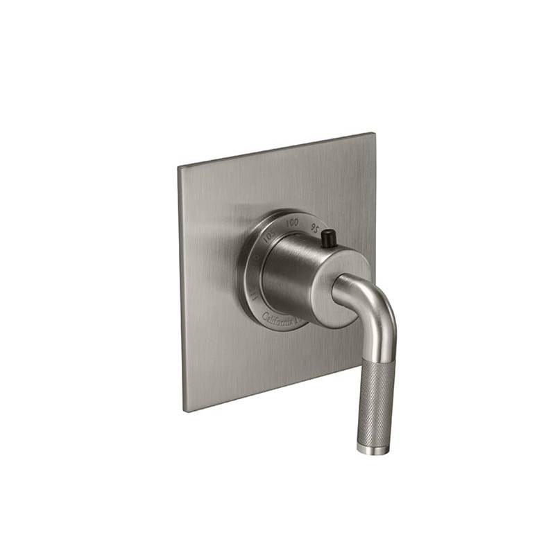 California Faucets StyleTherm® 3/4'' Thermostatic Trim Only - Knurl