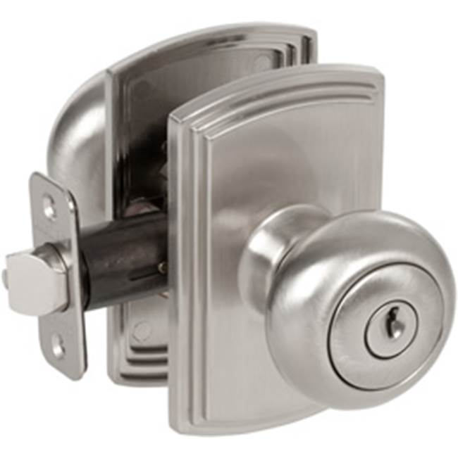 Delaney Hardware Santo® Knob - PRIVACY